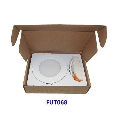 FUT068 6W RGB + CCT LED Downlight 110V 220V dimmable compatible FUT089/FUT088/FUT092/FUT095/FUT096/B8/B4/T4/B3/T3/B0
