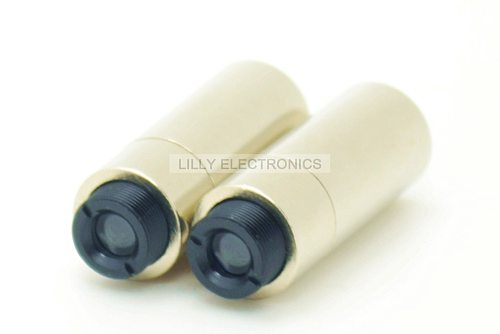 1pc 12*30mm 5.6mm TO-18 Laser Diode Metal Housing