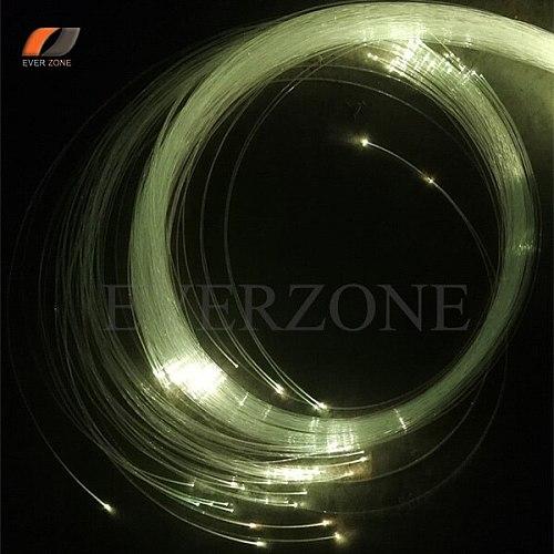 Favorable Fiber Optic Light Strands 100pcs 0.75mm Length 2m for DIY Optic Fiber Light Cable Solution FY-T09