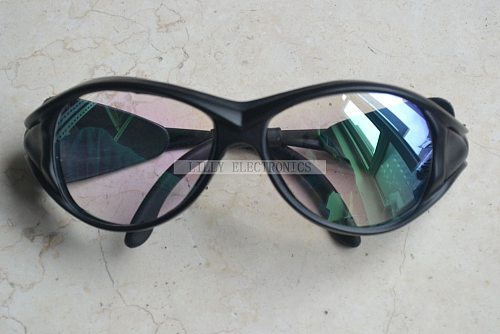 Protection Goggles Glasses Eyewear for 1064nm YAG Laser Cutting OD+6