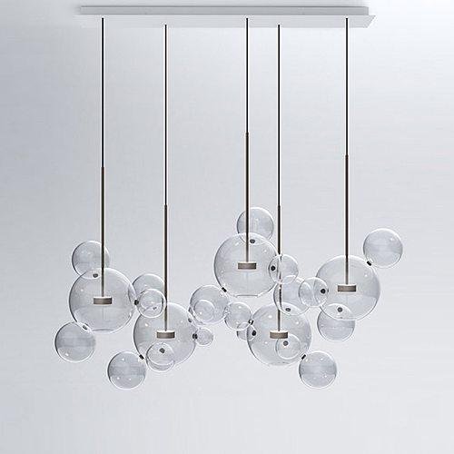 LED Nordic Iron Glass Gold White Suspension Luminaire Lampen Pendant Lights.Pendant Lamp.Pendant light For Foyer