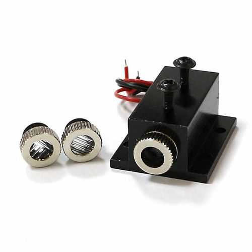 650nm 5mw Adjusted Red Lasers Diode Dot Line Cross Laser Module Heatsink & Driver in