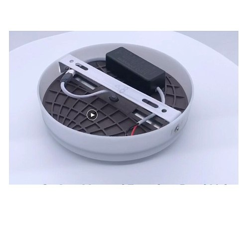 16W 24W 36W downlight there is no need to install circular panel lamps on the drilled surface for indoor lighting