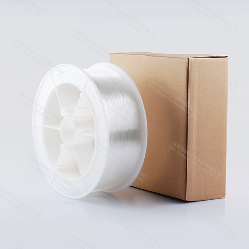 1mm PMMA end glow light emit home decoration waterfall end glow fiber optic cable for ceiling light