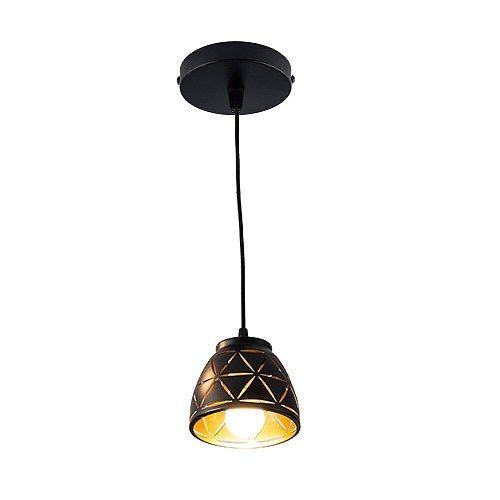 One head and three head Pendant light led for dining room hotel restaurant New Arrive style 3x5w round led pendant lamp