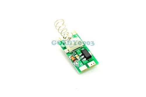 Q-BAIHE 3-5V Power Supply Driver for 5-100mw 405nm Violet/Blue Laser Diode Module