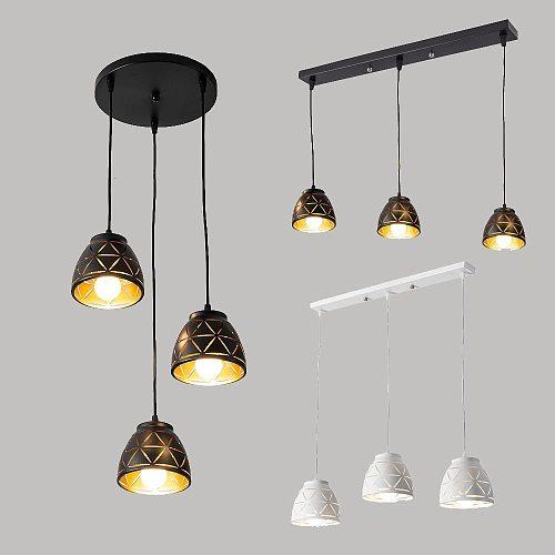 Modern loft LED Chandeliers Lighting For Living Room kitchen Bedroom Home Decor Lamps Dining coffee Restaurant Fixtures Lustre