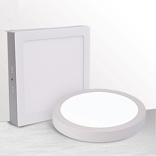 9W/15W/25W Square  Led Panel Light Surface Mounted Led ceiling Downlight AC85-265V + LED Driver Free shipping