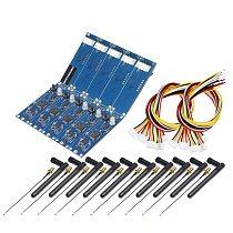 DJ Disco Light DMX Controller Wireless DMX PCB Board DMX512 Transmitter Receiver 2 in 1 Led Par Party Lights Led Stage Lights