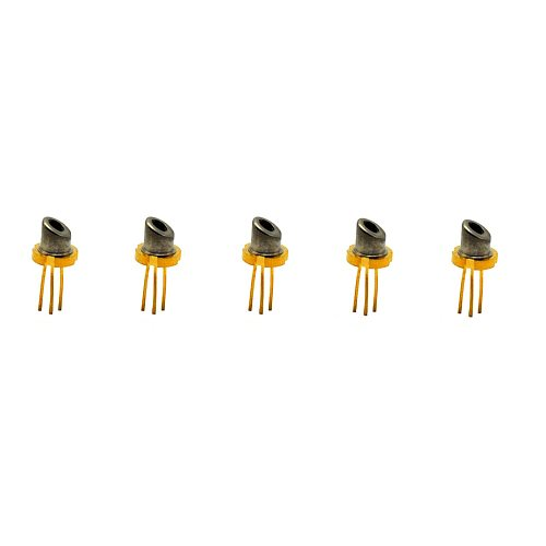 5pcs 3mW-5mW 780nm 5.6mm TO18 Infrared IR Laser/Lazer Diode LD SONY KSS-151A