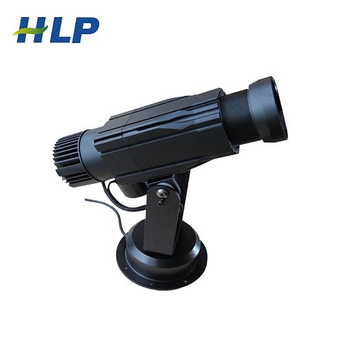 15w 30w Customized Rotating-logo Advertising Light Led Mini Gobo Projector for party store DJ shopping mall