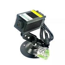 Powerful 532nm 100mW 33x55mm Green Laser Diode Module Dot Lights LED Light w/ 12V Adapter & Holder