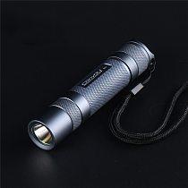Gray Convoy S2+ SST20 LED Flashlight 18650 Fishing Camping Light Hunting Emergency Lantern for Hunting Torch Portable Lamp