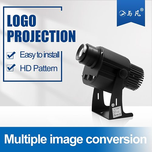 30w Multi-image Projector Lamp Projector gobo Light For Store Advertising Christmas Decoration