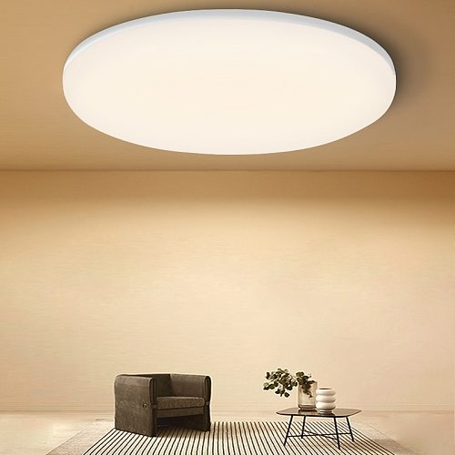 Led Ceiling Lights Modern Ceiling Lamps 220V Lighting Fixture 15W 20W 30W 50W Surface Mounted Panel Lights For Home Living Room