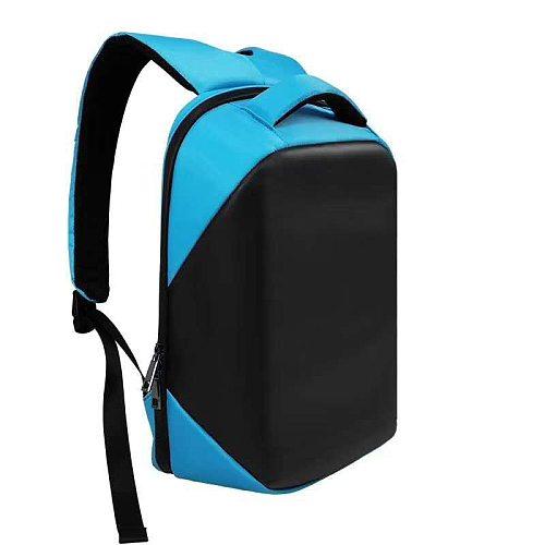 AKDSteel WiFi LED Screen Advertising Backpack Waterproof DIY Dynamic City for Walking