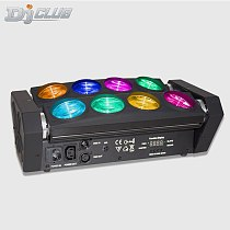 Led Spider 8X12W Moving Head Beam Party Dmx512 Led Disco Stage Lighting