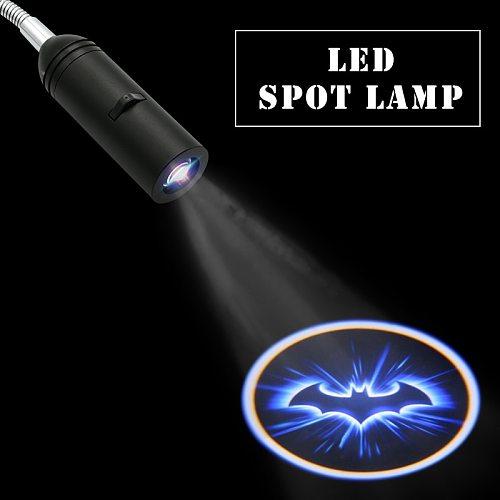 VIP Logo Projector Door light 110V 220V E27 holder Led Spot Lamp Home Decoration Hotel Advertising Lamp Support Customized logo