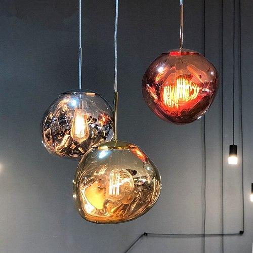 Nordic Lava Lamp Postmodern Hanglamp For Bedroom Dining Room Bar Decor Loft Luminaire Suspension Home E27 Pendant Light Fixtures