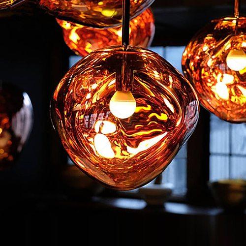 Nordic LED Lava Pendant Lights Modern Lustre Hanging Lamp Living Room Parlon Indoor Lighting Suspension Luminaire Pendant Lamp