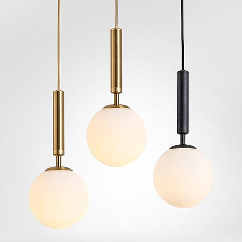 Modern LED Pendant Lights Hanging lamp Dining room Bar Hanglamp lamparas de techo colgante moderna luminaire suspension