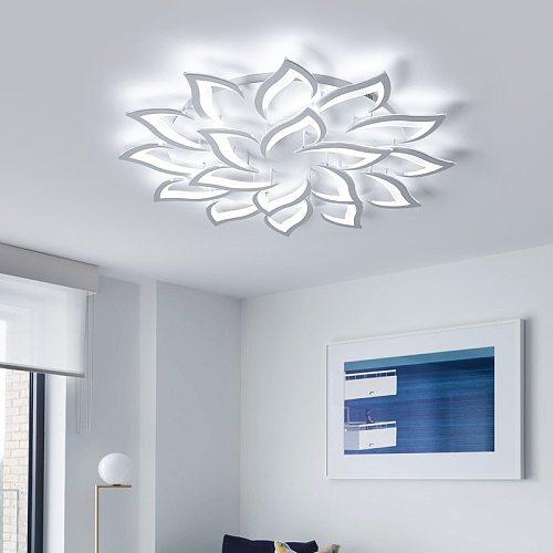 LED Chandelier for Living Room Ceiling Chandelier Modern Chandeliers Minimalist Led Lights for Room Acrylic Indoor Lighting