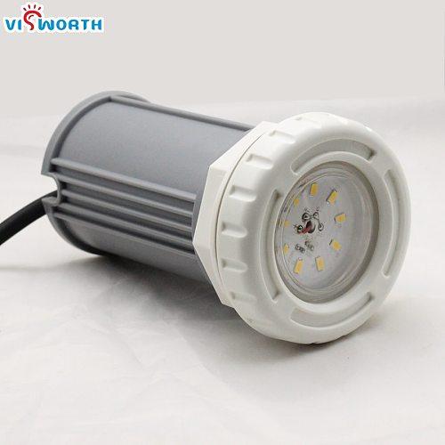 5W Swimming Pool Light LED ip68 Waterproof Led Piscine Rgb 12V Underwater Light Warm Cold White Blue Fontaine Piscine