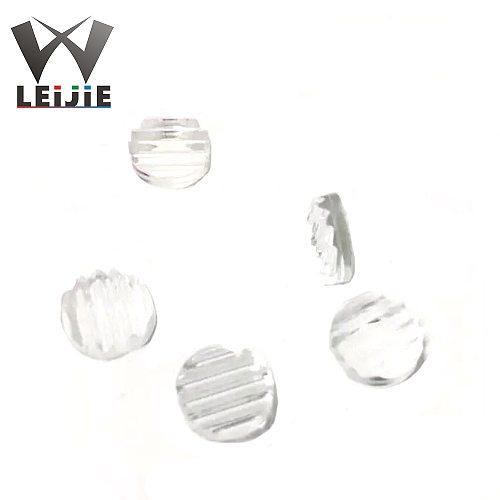 5pcs PMMA 8mm Diameter 30 ° / 60 ° / 90 ° / 110 ° Line Lens Laser Lens PMMA Optical Lens for LD Light Laser Module
