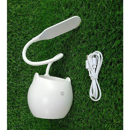 Table Lamp Led USB Rechargeable Desk Lamp Eye Protection Learning Children Bedroom Bedside Lamp Battery 3500mAh
