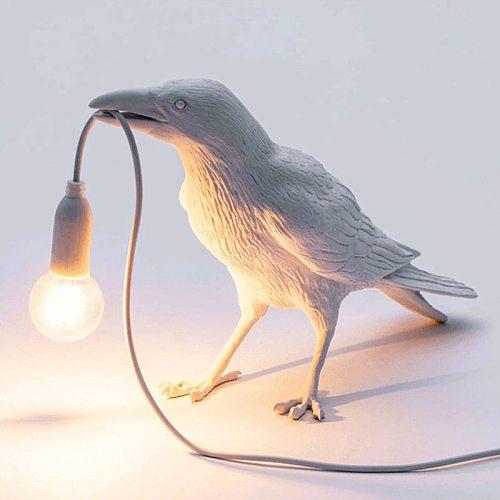 Lucky Bird Table Lamp led Lamp Living Room Deco bedroom lamps indoor lighting Bedside lamp lights Home Decor Wall Light Fixtures