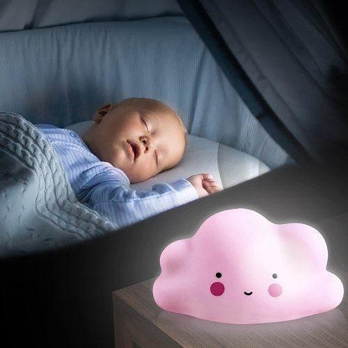 LED Creative cloud star moon sun Nightlight children's baby feeding decoration gift night lamp fairy room home wedding indoor
