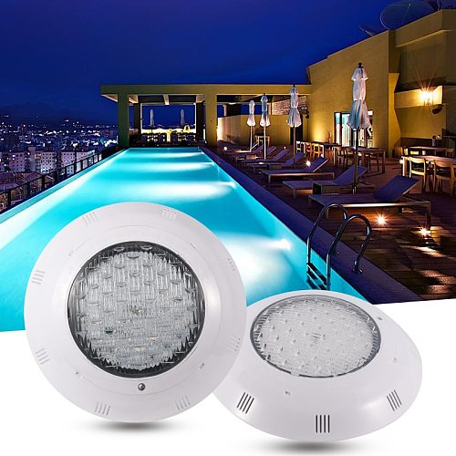 Ip68 Led Swimming Pool Light RGB Waterproof lamps LED Underwater Lights AC12V Submersible Light luz piscina Zwembad Verlichting