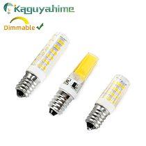 Kaguyahime Mini Dimmable 220V LED E14 Corn Bulb Lamp 3W 5W 6W 9W 12W Ceramic E14 Lamp LED Replace Halogen Spotlight Lampara
