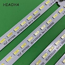 4pcs/Lot New LED Backlight Strip 72 Lamps For Sony 70'' TV YLT SYV7031 00.P2C01GA01 Rev.A KDL-70W850B KDL-70W830B