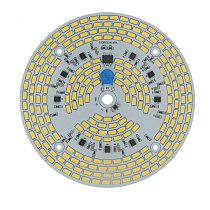 Dimmable led pcb module 18w 24w 30w 36w led bulb 100W led high bay light integrated Driver 5730 assembly led Ceiling down lig