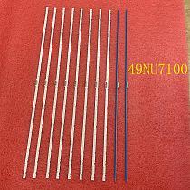 10pcs LED Bar for Samsung 49NU7100 UA49NU7100 UN49NU7100 UE49NU7100 UN49NU7100AG UN49NU7100G UN49NU7300 UE49NU7300U UE49NU7170U