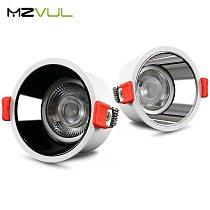 Dimmable LED Downlight 18W 15W 7W Anti-Glare led Ceiling Lamp LED Spot Lighting Bedroom Kitchen led Recessed Downlight 220V 110V