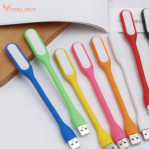 Flexible USB led Night Lights Mini LED table light Reading Light