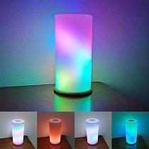5V WS2812B 16x16 Matrix DIY GyverLamp Kit Wifi  Fire Lamp Digital Flexible LED Panel Matte Cylindrical Ceiling  DC5V