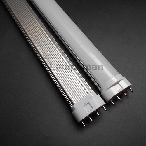 LED Lamp 2G11 LED Tube Light 9w 12w 15w 18w 25w LED Light AC85-265V Epistar SMD CE & ROSH Warm White Cold White