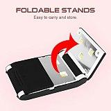 3 color Foldable Portable Nail Dryer 36W For Manicure All Gels Nail Polish Nail Art Tools LED Light Nail Art Tools