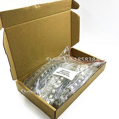 30Models 300pcs/lot USB Kits Female Micro USB Connector Socket Charging Port