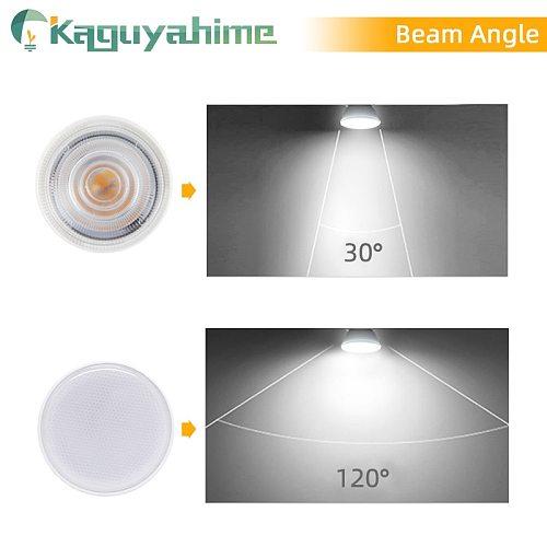 Kaguyahime LED MR16 E27 GU10 Bulb AC 220V 240V Bombillas Lamp Spot Light SMD2835 Lampara High Bright Decor Home LED Spotlight