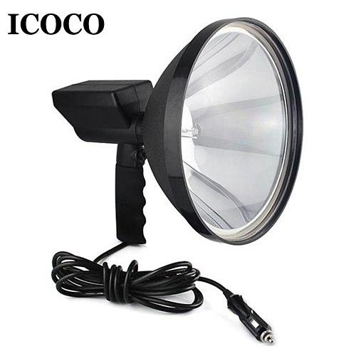 ICOCO 9 inch Portable Handheld HID Xenon Lamp 1000W 245mm Outdoor Camping Hunting Fishing Spot Light Spotlight Brightness Sale
