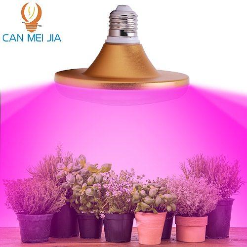 Full Spectrum Grow Light Phytolamp for Plants Led Grow Lights E27 110V 220V Growing Lamps Bulbs Tent Flower Seeds Phyto Lamp