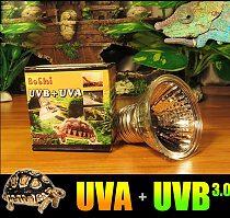 4-pack UVA UVB UV terrarium Reptile Halogen Full Spectrum Basking Bulb Spotlights Warm Basking 110V 220v