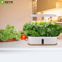 Hydroponic planter Professional LED Full Spectrum Plant Growing Lamp Indoor Plant Light Succulent Flower Green Plant Fill Lights
