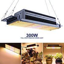 300W LED Grow Light Full Spectrum 465LEDs Plant Growing Lamp Phytolamp for indoor growbox flowers vegs seedlings greenhouse