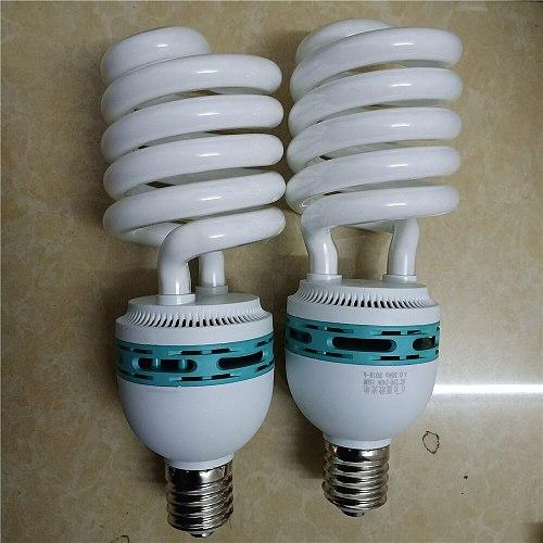 AC170-240V E27 E40 125W 150W 200W spiral tube energy saving lamp Fluorescent light FCL bulb high power lamp wholesale