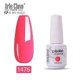 Arte Clavo Gel Nail Polish Varnishes Pure Color Semi Permanent Base Top Need UV LED lamp Manicure Gel Paint Hybrid Nails Art Gel